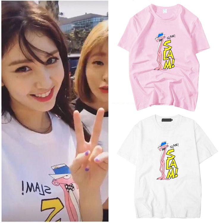 เสื้อยืด (T-Shirt) SLAM แบบ Somi
