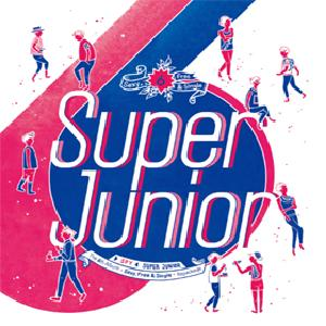 Super Junior - Vol.6 Repackage [Spy]