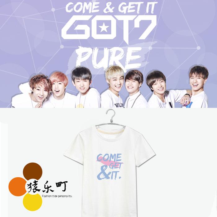 เสื้อ GOT 7 Pure
