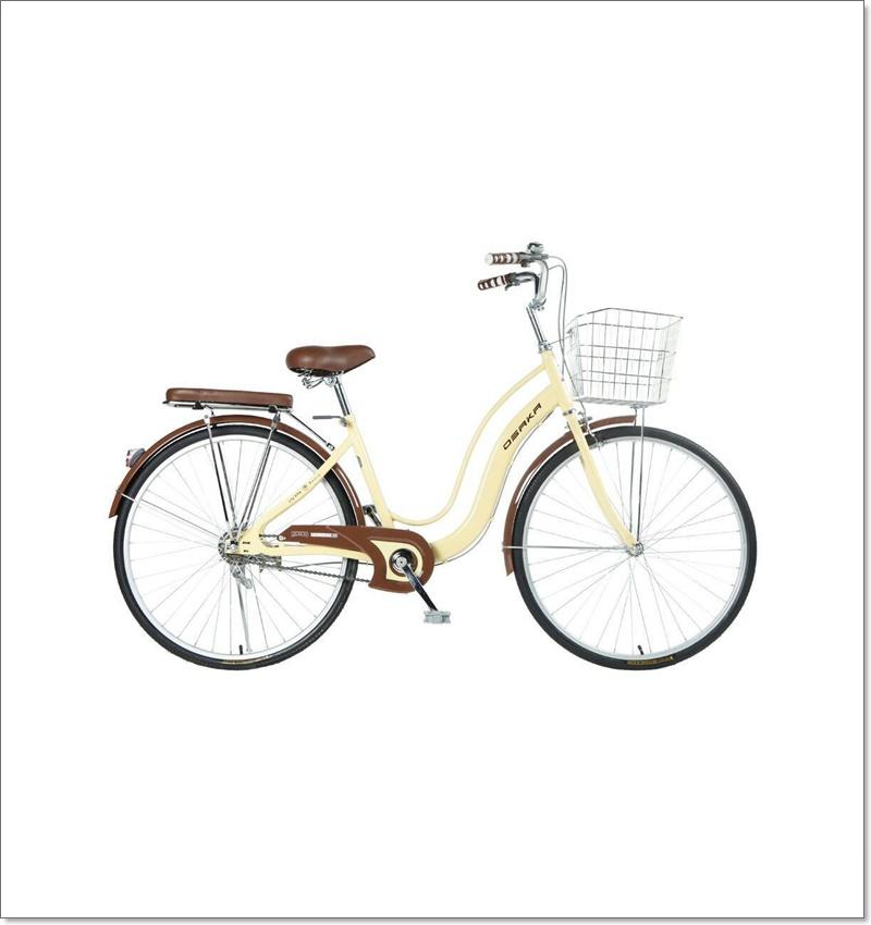 จักรยานแม่บ้าน OSAKA RHINO XT มีเกียร์ 7 สปีดชิมาโน่ ล้อ24