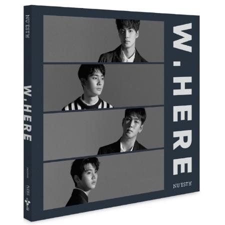 อัลบั้ม #NU`EST W - [NEW ALBUM] (PORTRAIT VER)