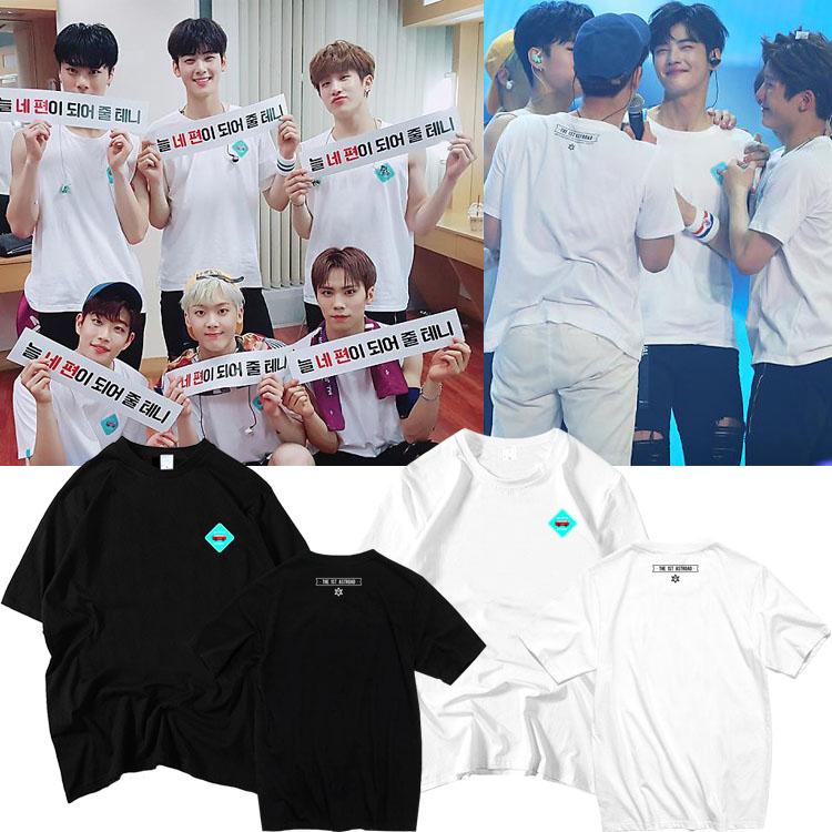 เสื้อยืด (T-Shirt) ASTRO - The 1st ASTROAD to Seoul