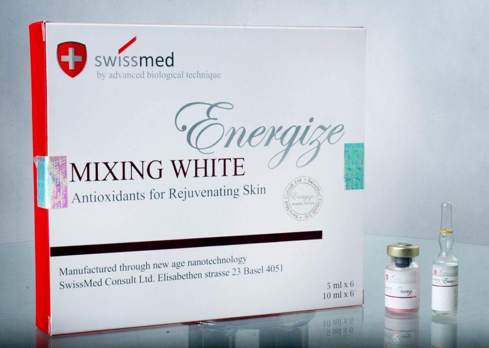 Mixing White Energize