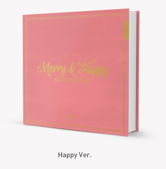 #อัลบั้ม (TWICE) - 1 [MERRY & HAPPY] Happy ver.