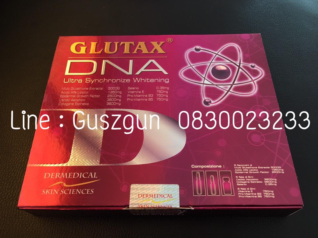 Glutax DNA