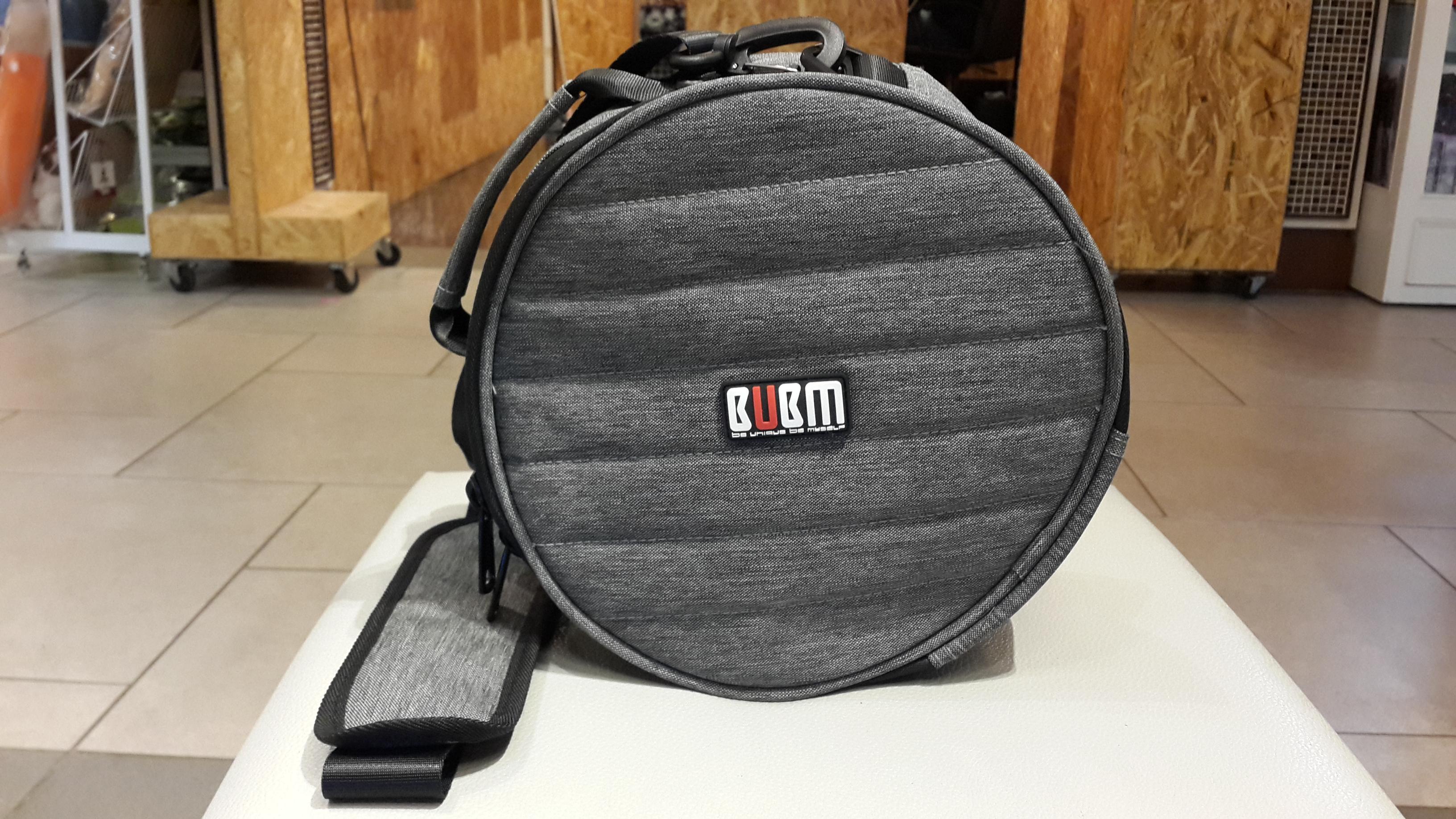 Bubm Hb-L Headphone Bag Dj กระเป๋าหูฟังครอบหูขนาดใหญ่ Fullsize Monitor Headphone Case มีหูหิ้วและสายสะพายข้าง