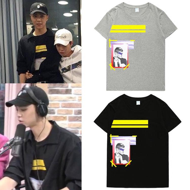เสื้อยืด (T-Shirt) แบบ Johnny NCT127
