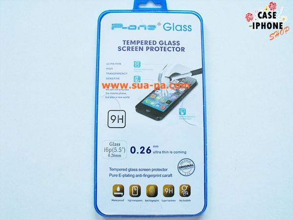 ฟิล์มกันรอย กันกระแทก กระจกนิรภัย ป้องกันจอแตก Iphone 6 - 5.5