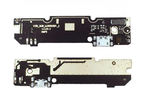 เปลี่ยนชุด USB Xiaomi Redmi Note 3 Pro แก้อาการชาร์จไม่เข้า ไมค์เสีย