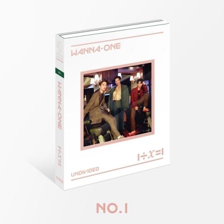 อัลบั้ม #WANNA ONE - Special Album [1÷χ=1 (UNDIVIDED) NO.1 VER.
