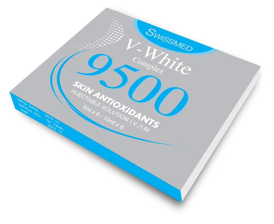 V White Complex 9500