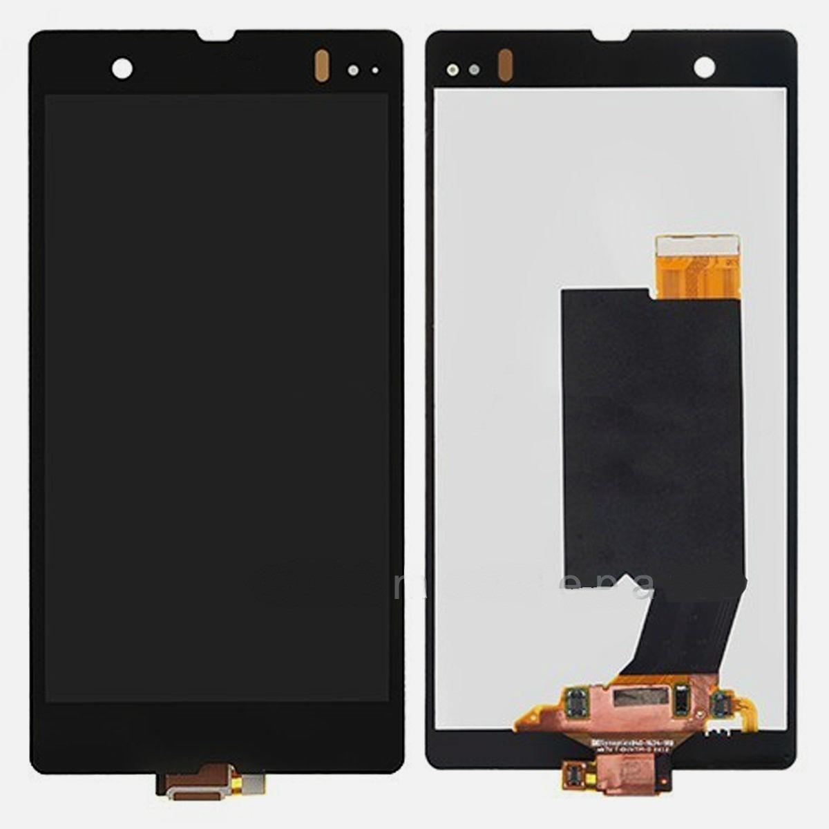เปลี่ยนจอ Sony Xperia Z C6602 หน้าจอแตก ทัสกรีนกดไม่ได้