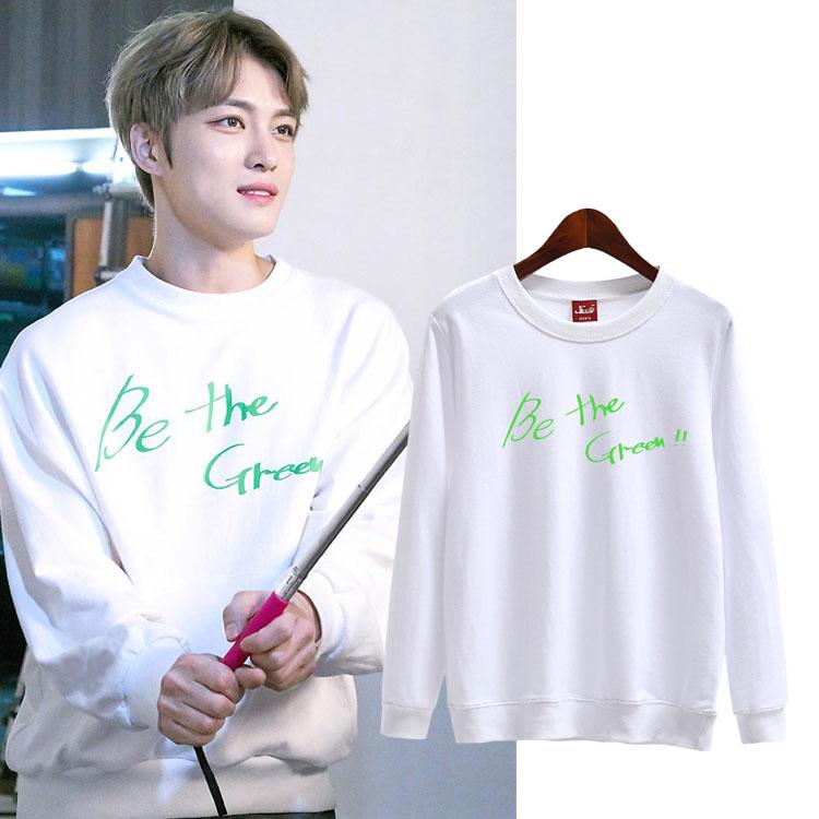 เสื้อแขนยาว (Sweater) Be The Great แบบ Jaejoong