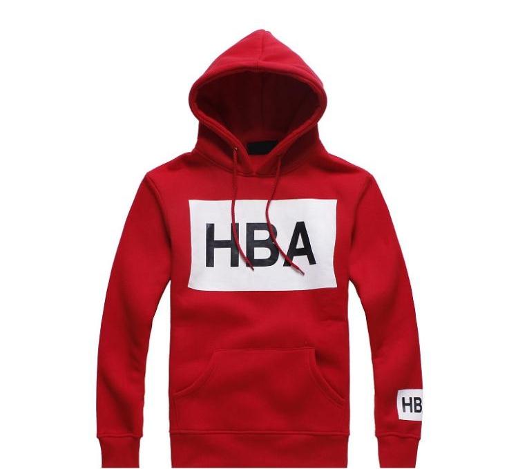 เสื้อ EXO HOOD BYAIR HBA (สีแดง)