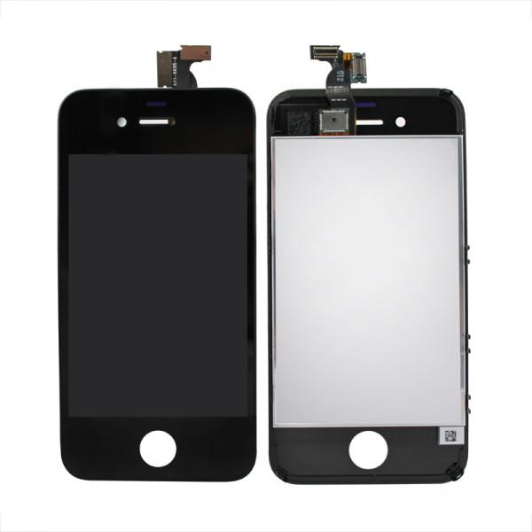 เปลี่ยนจอ iPhone 4s หน้าจอแตก ไม่เห็นภาพ ทัสกรีนกดไม่ได้ งาน AAA