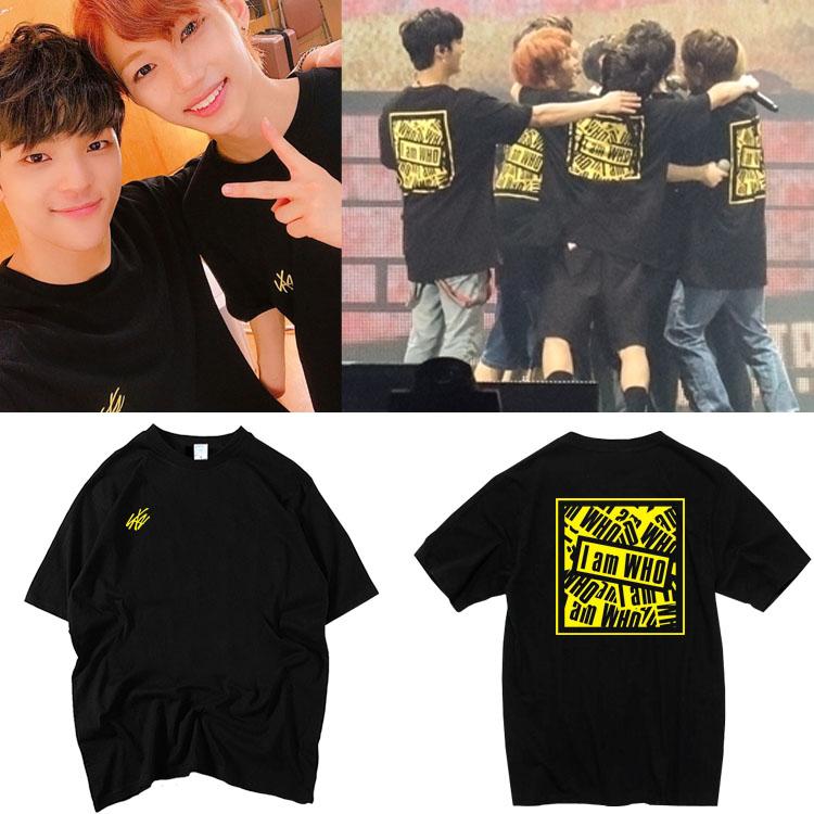 เสื้อยืด (T-Shirt) Stray kids - I am WHO