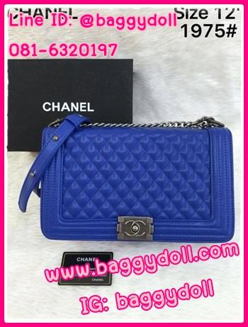 กระเป๋าแบรนด์ชาแนล Chanel **เกรดAAA** เลือกสีด้านในค่ะ