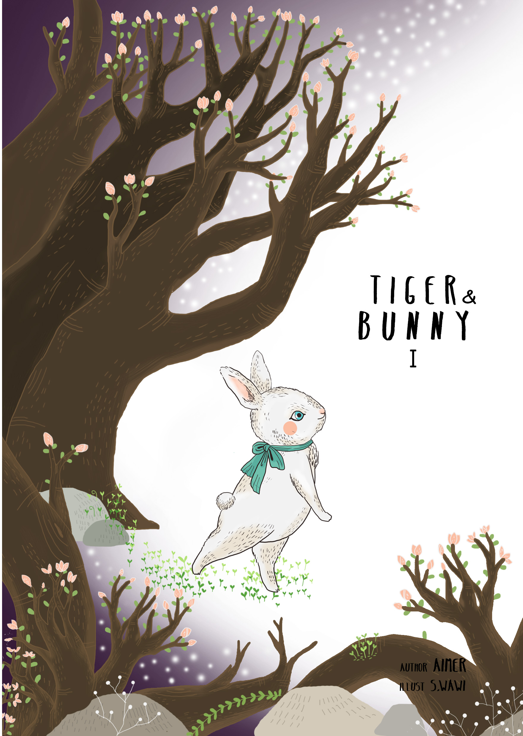 Tiger & Bunny Story By Aimer