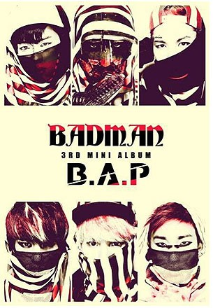 [OFFICIAL] B.A.P BADMAN + กระบอกโปสเตอร์ พร้อมส่ง