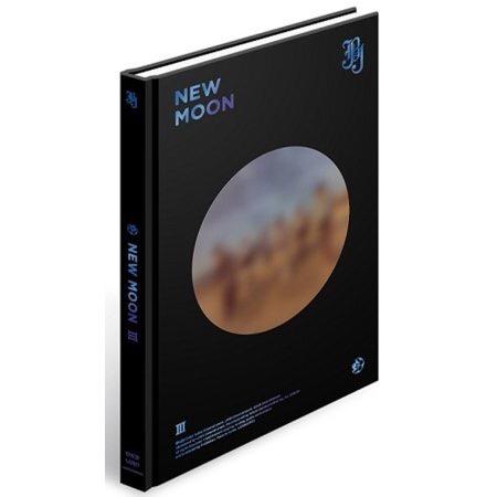 อัลบั้ม JBJ - NEW MOON (DELUXE EDITION)
