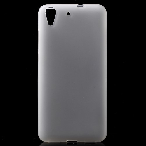 เคสนิ่ม TPU Huawei Y6ll สีขาว