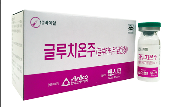 Wells Pharm GSH Glutathione (Korea)