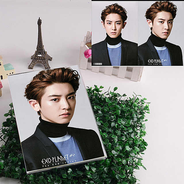 สมุด EXO PLANET #2 The EXO' LuXion : CNANTYEOL