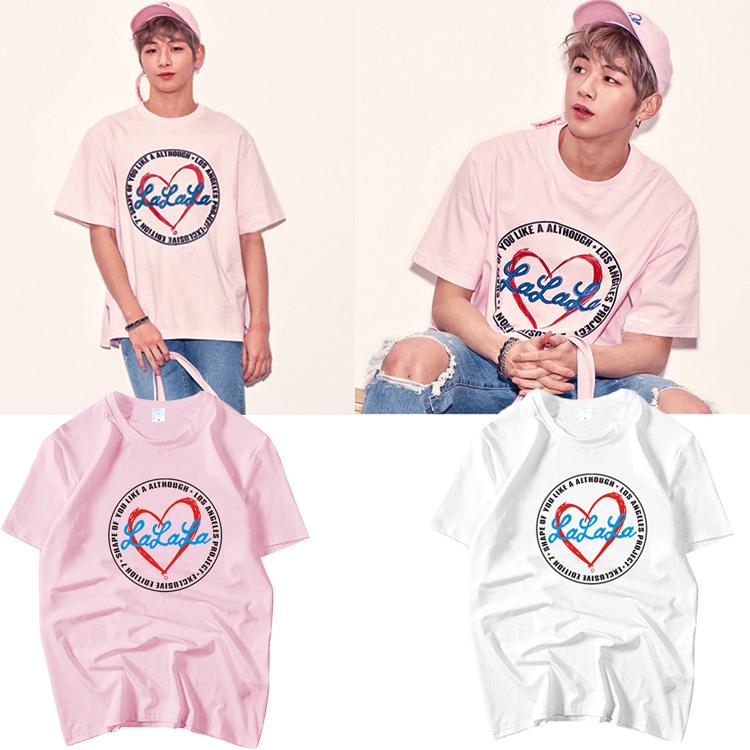 เสื้อยืด (T-Shirt) La La La แบบ Daniel