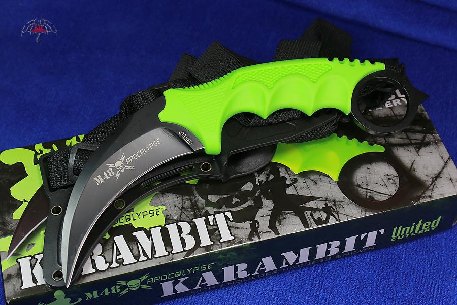 United M48 Apocalypse Karambit UC2951