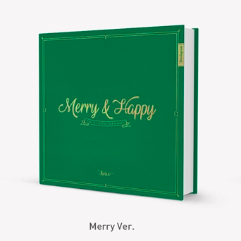 #อัลบั้ม (TWICE) - 1 [MERRY & HAPPY] Merry ver