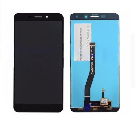 เปลี่ยนจอ Asus Zenfone 3 Laser (ZC551KL) หน้าจอแตก ทัสกรีนกดไม่ได้ จอ 5.5 นิ้ว