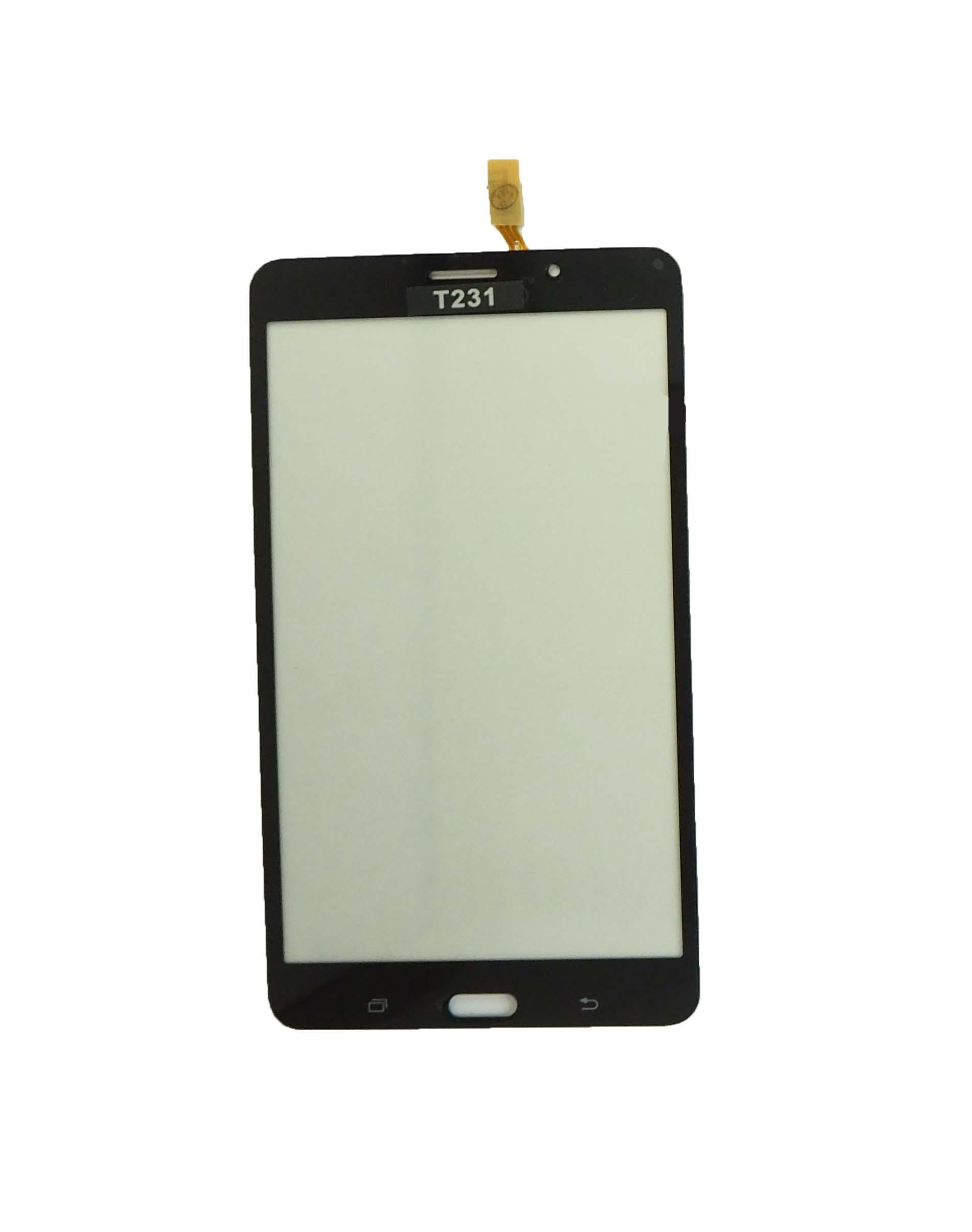 เปลี่ยนทัสกรีน Samsung Galaxy TAB 4 (T231) กระจกหน้าจอแตก ทัสกรีนกดไม่ได้