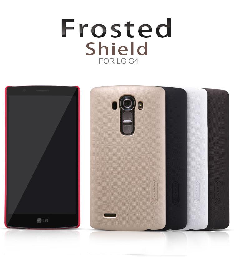 เคส LG G4 ยี่ห้อ Nillkin รุ่น Super Frosted