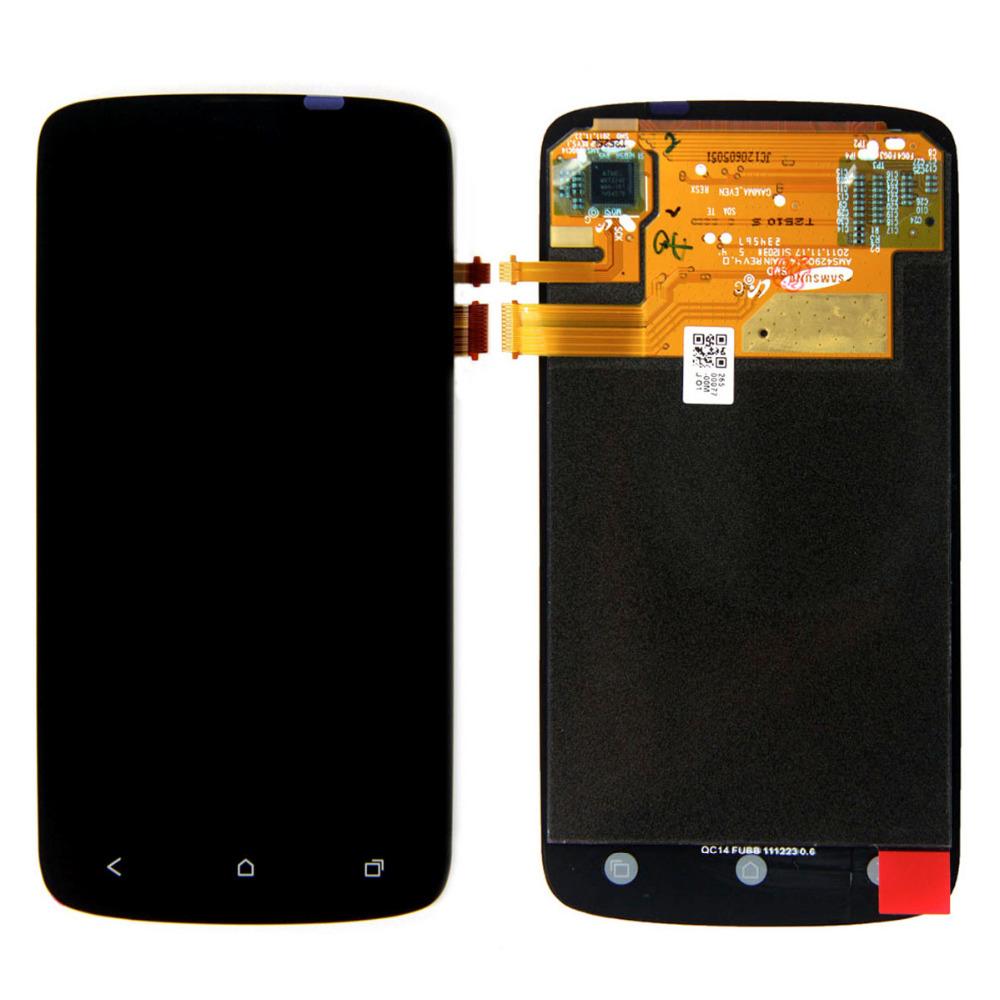 เปลี่ยนหน้าจอ HTC One S หน้าจอแตก ทัสกรีนกดไม่ได้