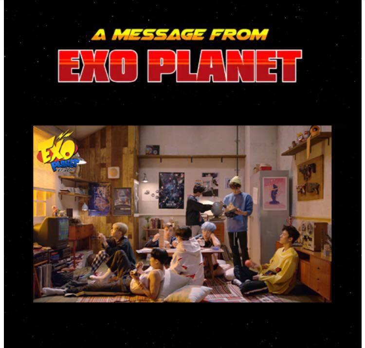 อัลบั้ม #EXO - Album Vol.4 Repackage [THE WAR: The Power of Music] (Korean Ver.)