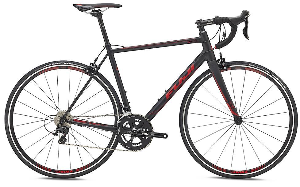 จักรยานเสือหมอบ Fuji Roubaix 1.3,22สปีด ชุดขับ 105 22สปีด เฟรมอลูท้อป 2018
