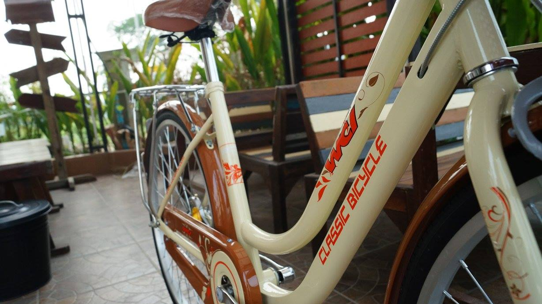 """จักรยานแม่บ้าน WCI LADY Classic 24"""""""