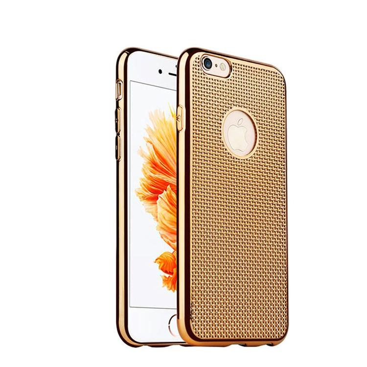 เคสนิ่มลายโลหะไอโฟน 6/6s 4.7 นิ้ว