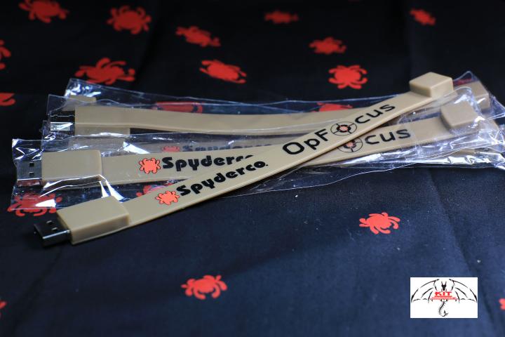 Spyderco OpFocus 2GB USB USBOP