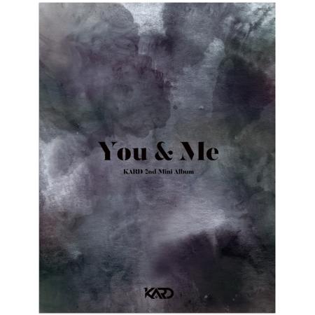 อัลบั้ม #KARD – YOU & ME 2nd Mini Album