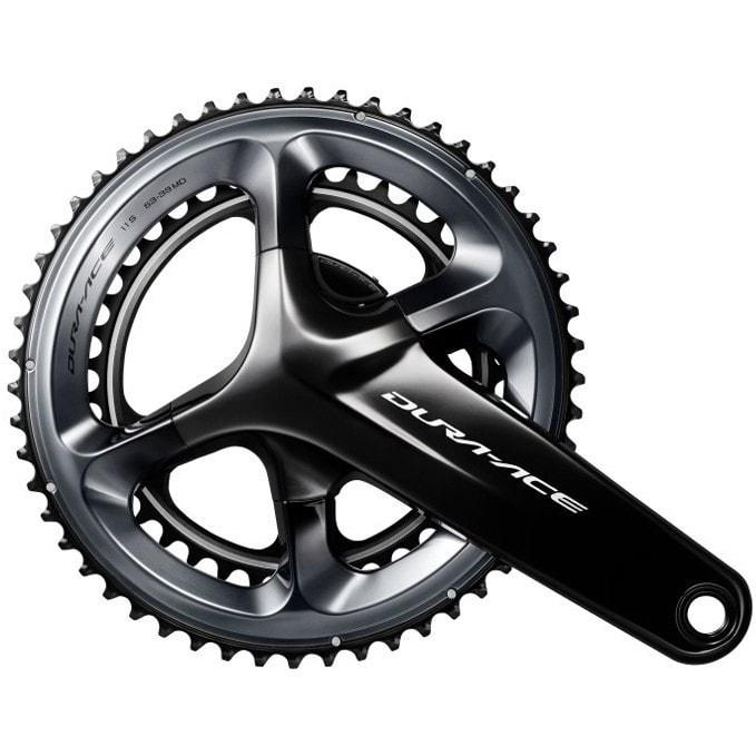 จาน DURA-ACE, Power Meter, 50x34T,,52x36T,53x39t 2018