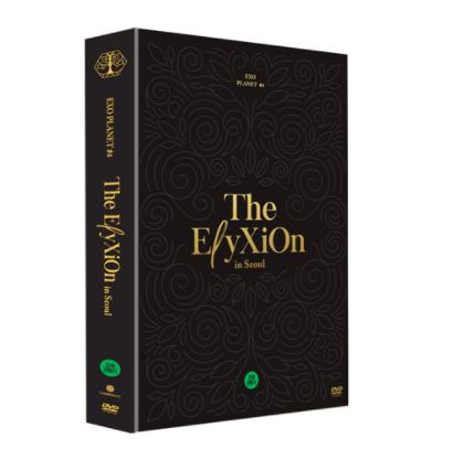 [DVD] #EXO - EXO PLANET #4 -The ElyXiOn in Seoul 2DVD