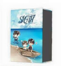 [ Pre order ส่งแบบEMS + Strong Box ] - BOXSET -Sin's Special sloth (ดินหมู)
