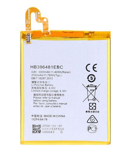 เปลี่ยนแบตเตอรี่ Huawei G7 Plus แบตเสื่อม แบตเสีย รับประกัน 6 เดือน