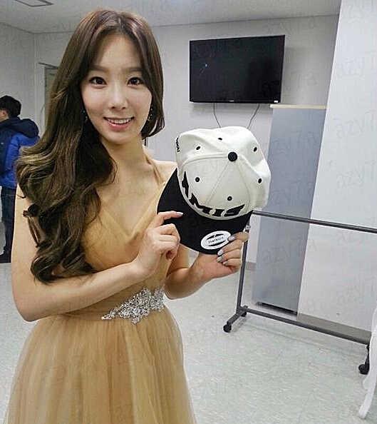 หมวกแฟชั่นเกาหลี เบสบอล SNSD AMIS