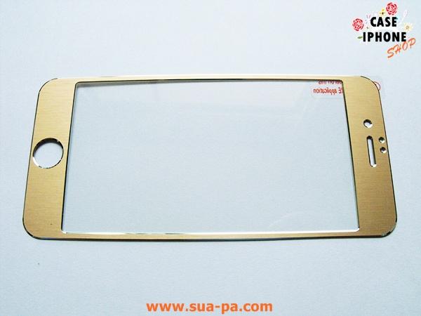 ฟิล์มกระจกนิรภัย ไทเทเนียม Iphone 6 - 4.7