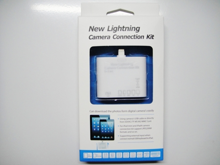 Lightning Camera Connection Kit 5IN1