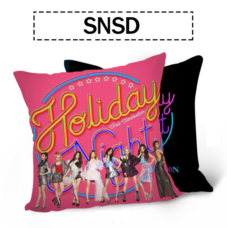 หมอน SNSD - Holiday Night