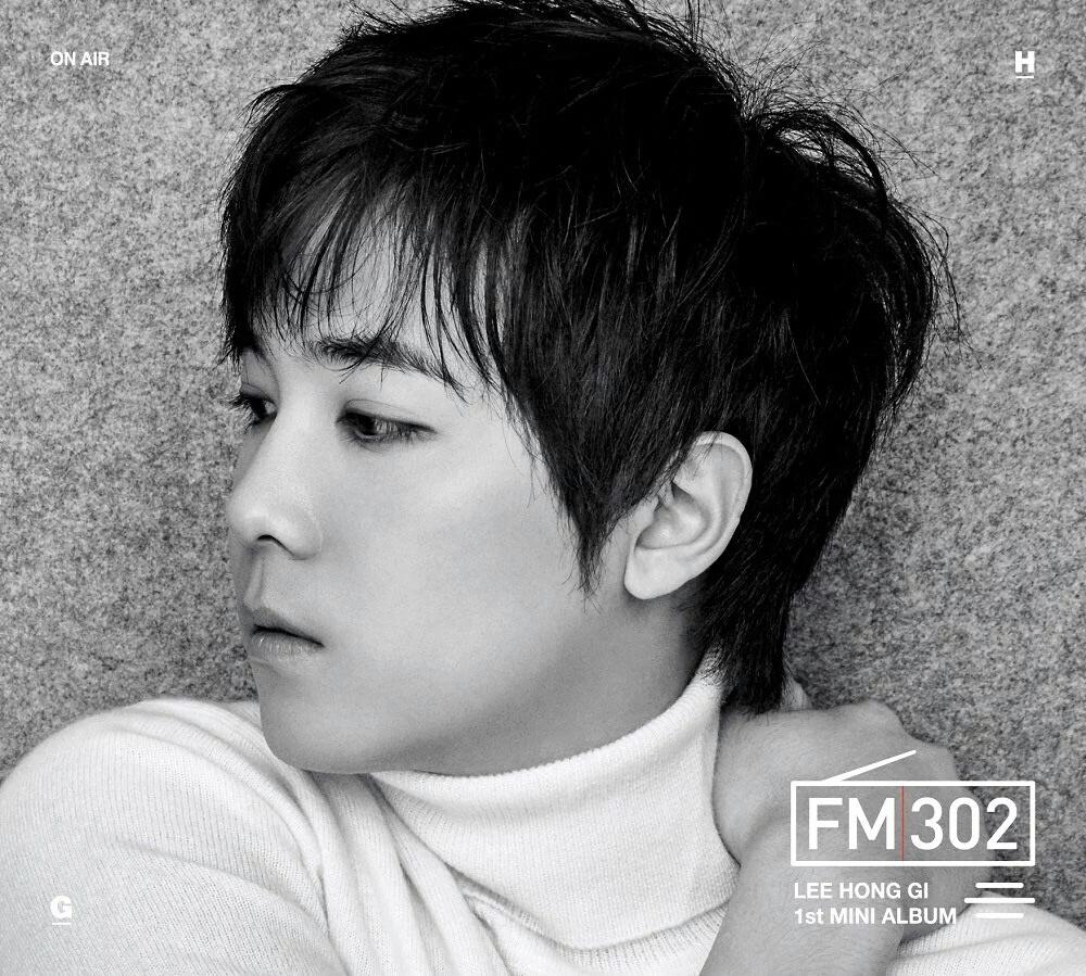 FTISLAND : Lee Hong Gi - Mini Album Vol.1 [FM 302] (Gray Ver.)