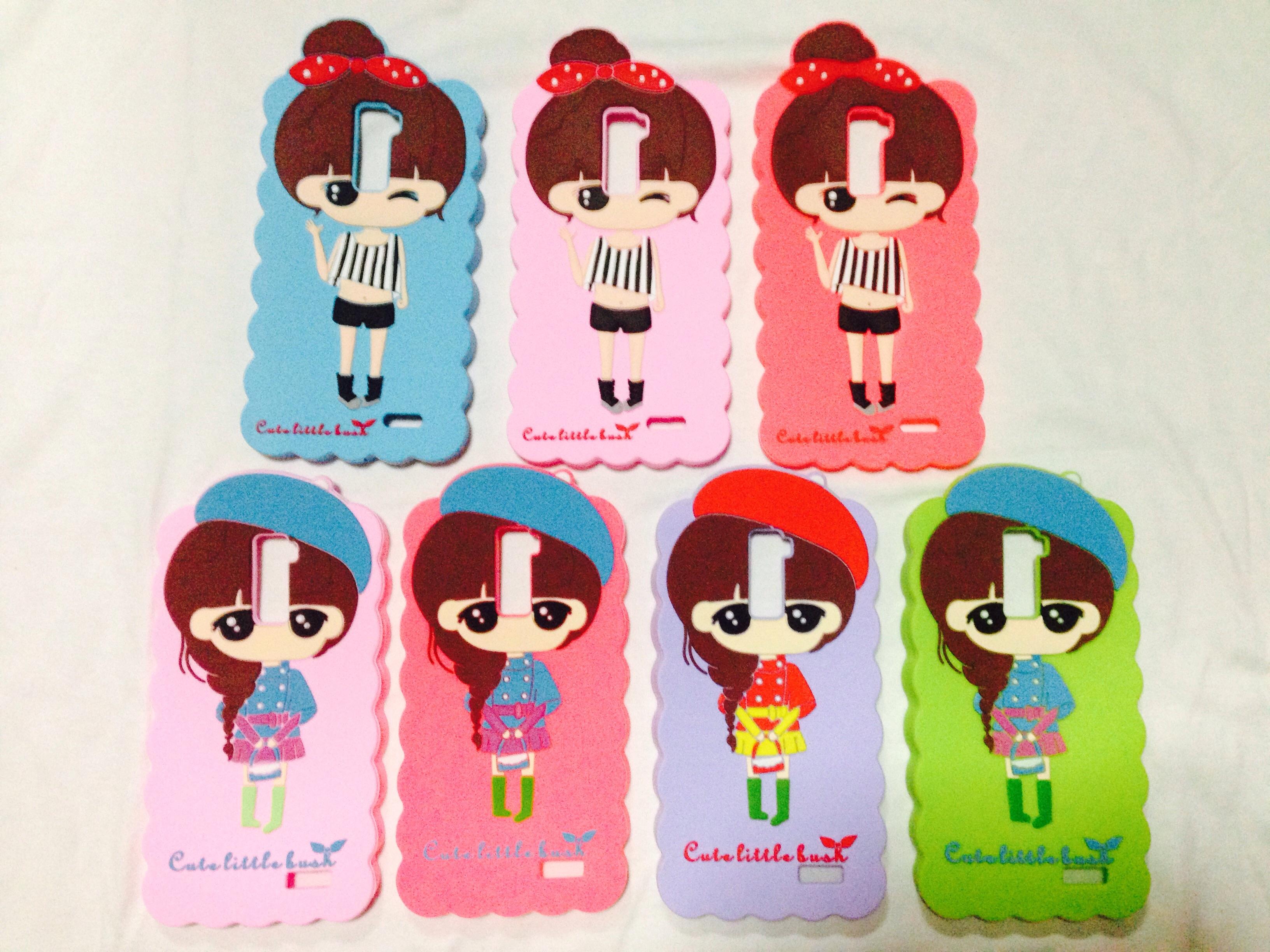 Case R7 plus รุ่น Cute Girl